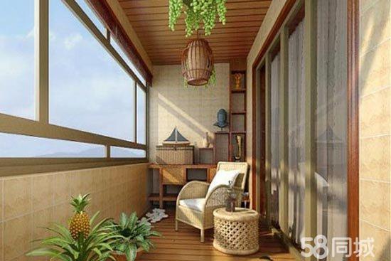 生态木阳台1