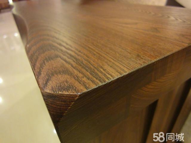 天然木头表面人工拉丝