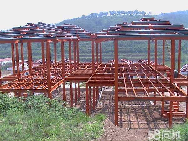 钢结构二楼