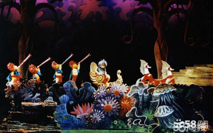 中国木偶剧院童话艺术节