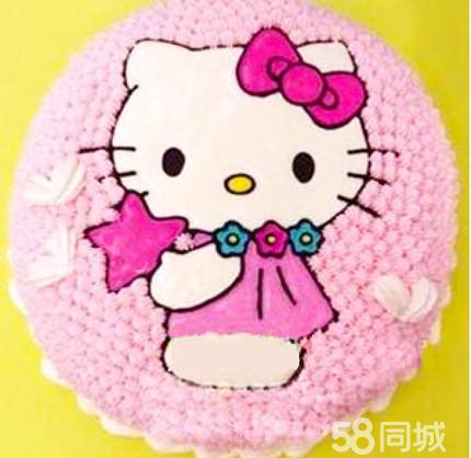hellokitty猫蛋糕
