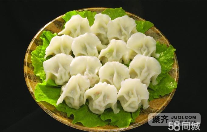 鲅鱼饺子 酸菜饺子 素三鲜饺子