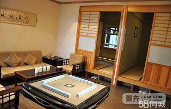 日式茶舍装修图片