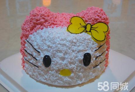 创意独特的3d蛋糕让人爱不释手.