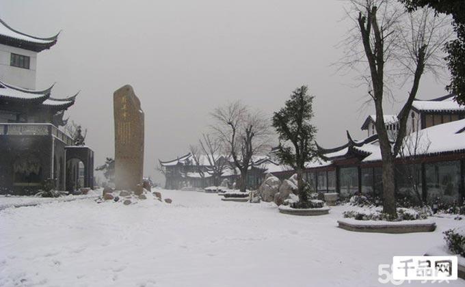 萧县岱湖新城别墅