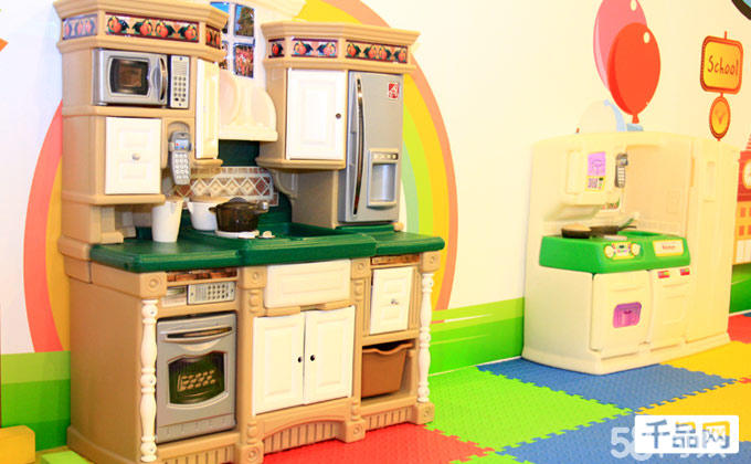 荟儿童乐园玩具屋1!