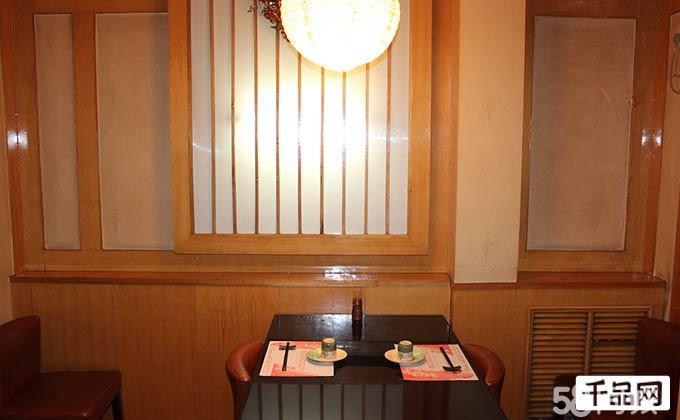 [小雁塔] 68元上野日本料理双人套餐