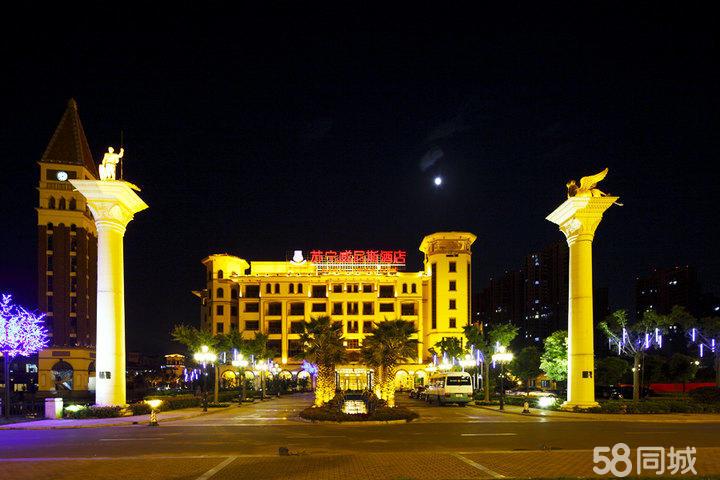 酒店南望长江风光带,紧邻南京浦口高新技术开发区,占尽地理位置之优