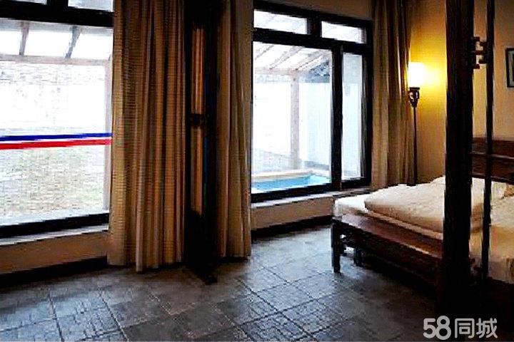 【双人套餐】尊享北京蟹岛度假村农庄小院(一室一厅)1