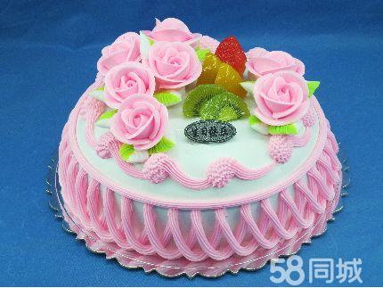 【幸福密码】 产品描述:瑞佳园欧式(水果系列)蛋糕(水果|果酱夹心),由
