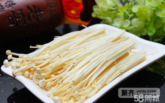 金针��ऺn(z&�_香油金针菇