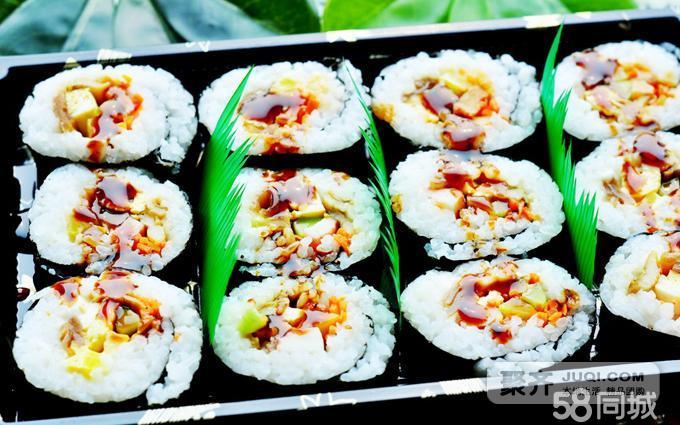 创作料理鳗鱼寿司