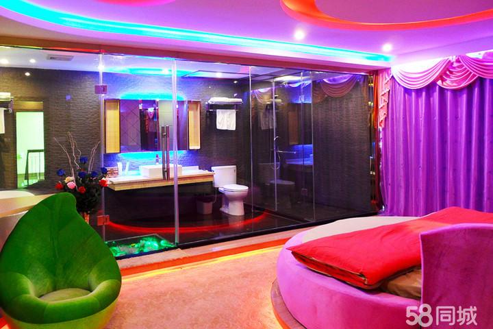 尊享上海舒宜快捷酒店圆床套房1晚 免费停车 免费宽带 酒高清图片