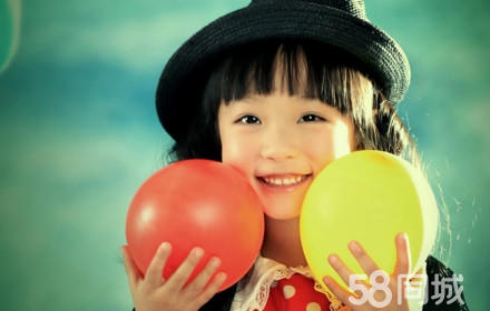 可爱多国际儿童摄影