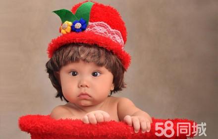 可爱多宝贝儿童摄影