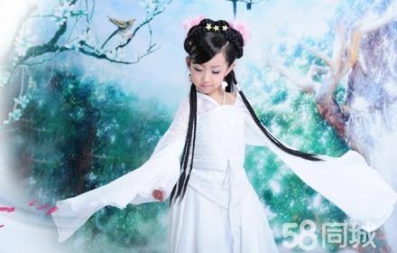 南京儿童摄影团购 03 杏子299元儿童古装摄影团购图片
