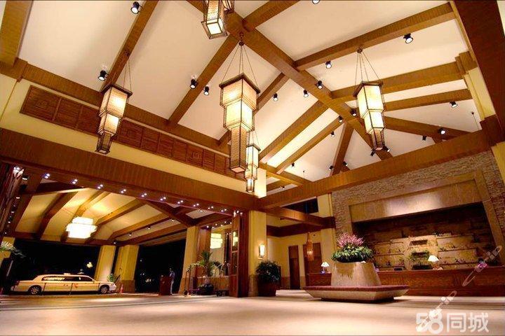 小型宾馆装修效果图 宾馆大厅装修效果图 五星宾馆效果图