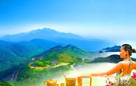 清远第一峰旅游风景区