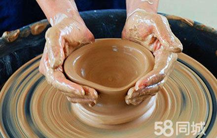 玩泥吧diy陶艺体验馆