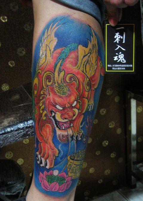 徐州一刺入魂纹身