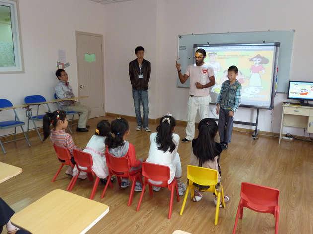 尔外语培训学校请问沈阳有什么好一点的效果图培训学校么
