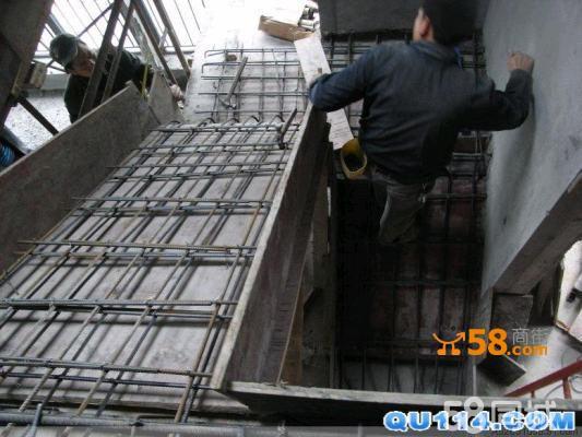 北京专业底商加层二层钢结构搭建别墅阁楼搭建