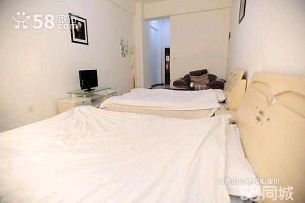 大石桥瑞祥公寓两床房—58商家店铺