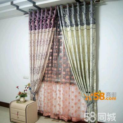 欧式大气窗帘成品婚房/卧室/客厅百搭