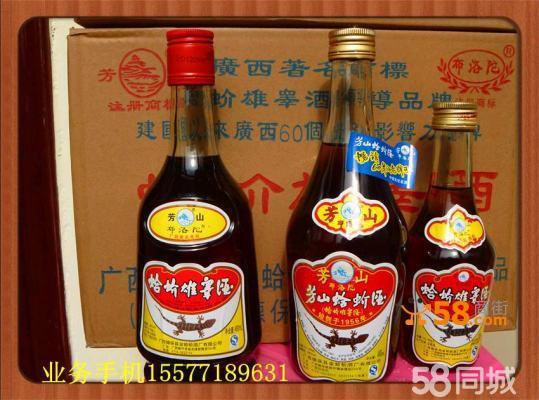 蛤蚧酒图片_19蛤蚧酒代理德保蛤蚧酒招商蛤蚧雄睾酒生产