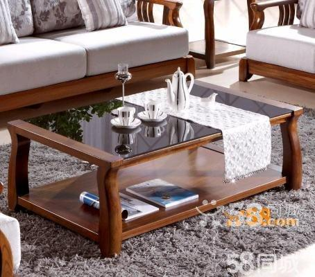 乌金木家具 客厅组合沙发;