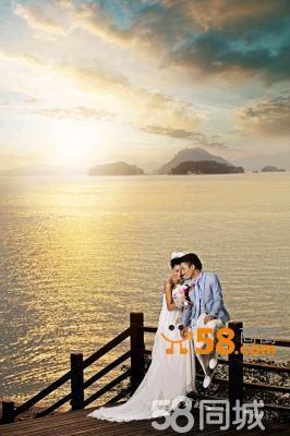 千岛湖旅游婚纱照