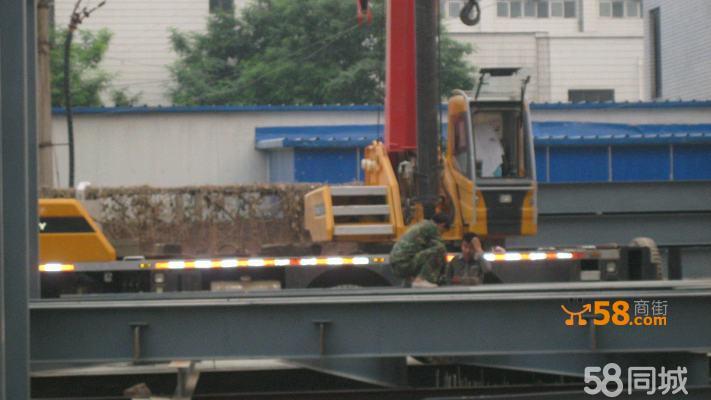 大型钢结构厂房车间施工队承揽大中小钢