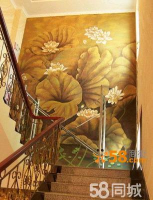欧式幼儿园壁画图片大全