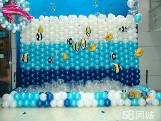 气球造型教学—58商家店铺
