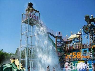 南戴河娱乐中心,乐岛海洋公园纯玩两日游