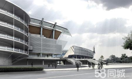 国家奥林匹克中心体育场